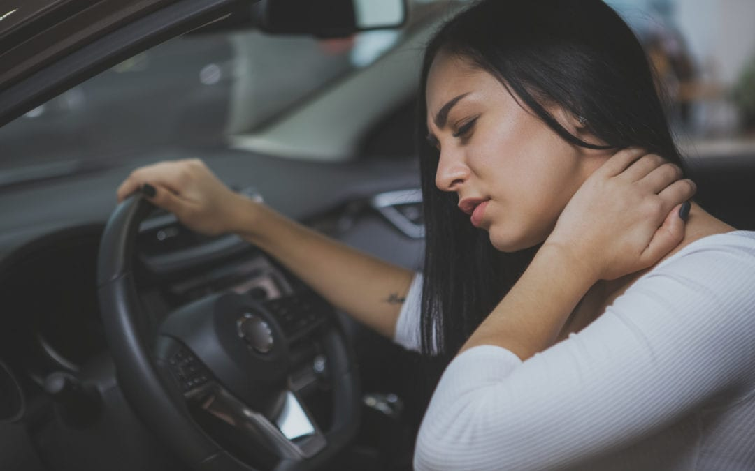 Pain in the Neck? The Top Signs You Have Whiplash from Your Car Accident