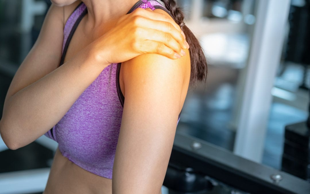 5 Exercises to Improve Shoulder Mobility