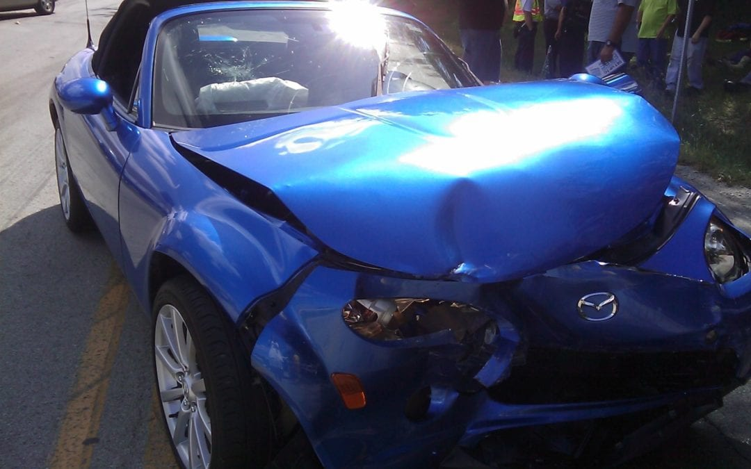 Pain After a Car Accident: 3 Symptoms Not To Ignore After an Auto Crash In St. Petersburg